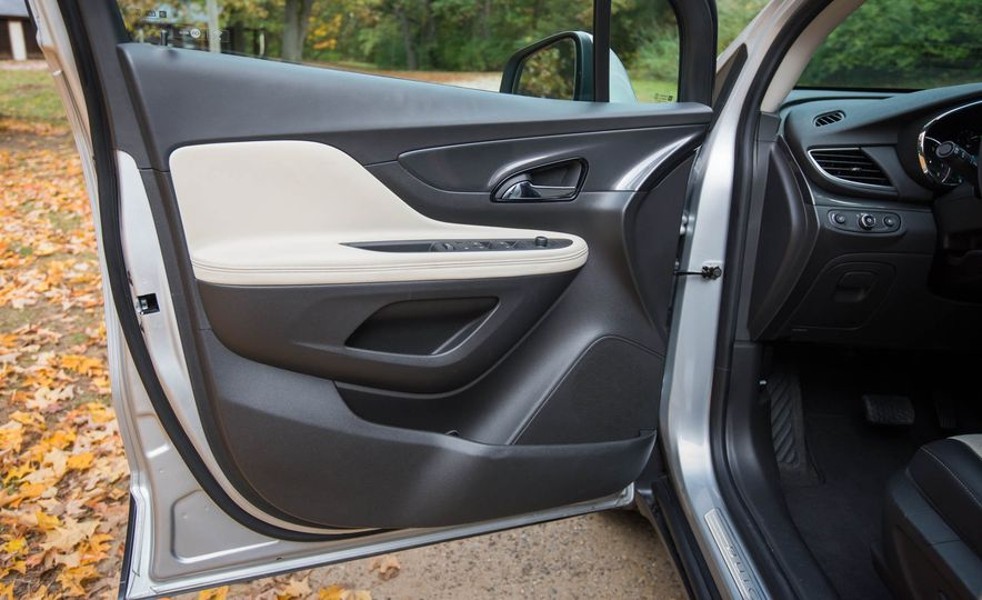 2017 Buick Encore - Slide 50