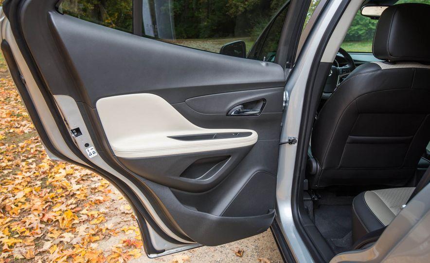 2017 Buick Encore - Slide 52