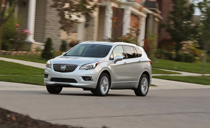 2017 Buick Envision AWD - Slide 1