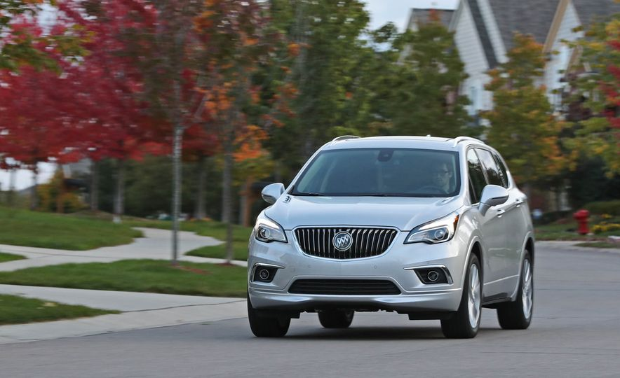 2017 Buick Envision AWD - Slide 2