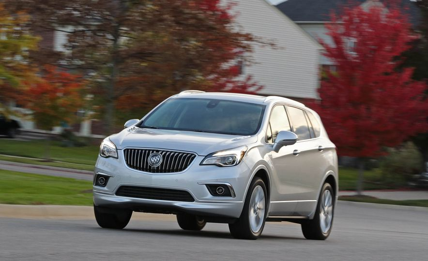 2017 Buick Envision AWD - Slide 3