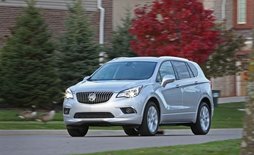 2017 Buick Envision AWD - Slide 4