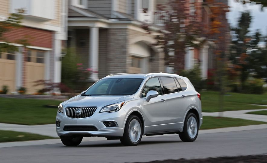 2017 Buick Envision AWD - Slide 5