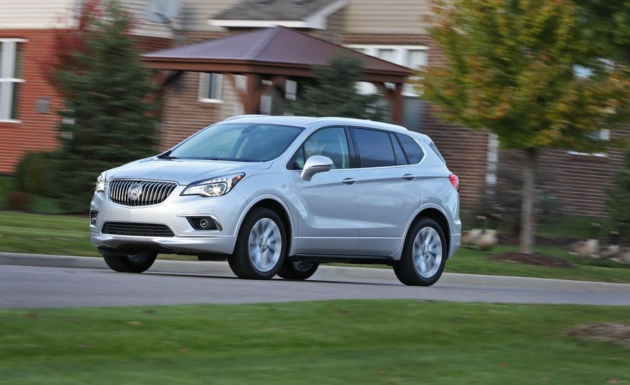 2017 Buick Envision AWD - Slide 6