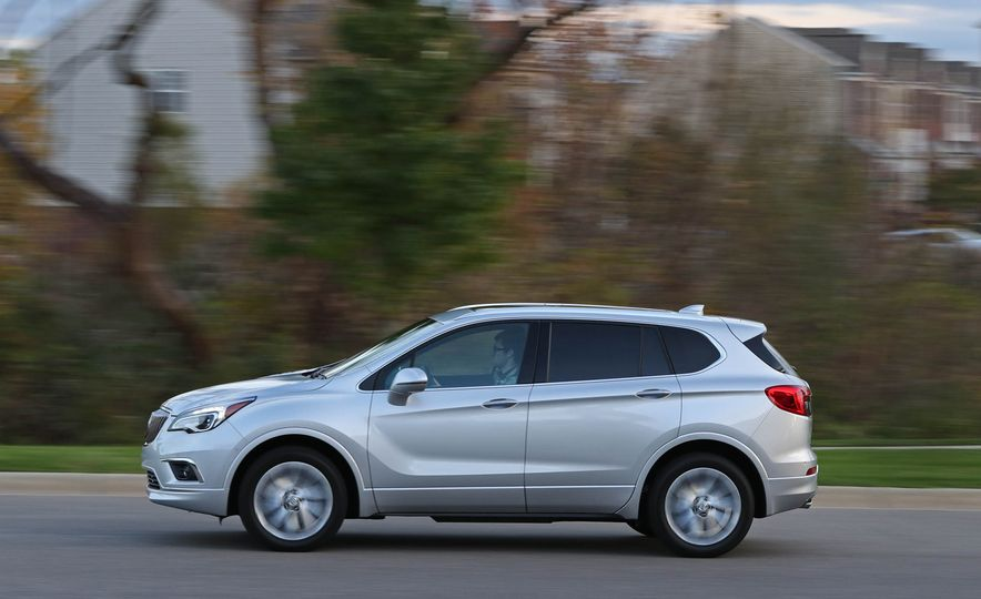 2017 Buick Envision AWD - Slide 8