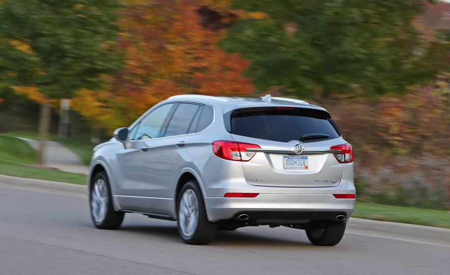 2017 Buick Envision AWD - Slide 9