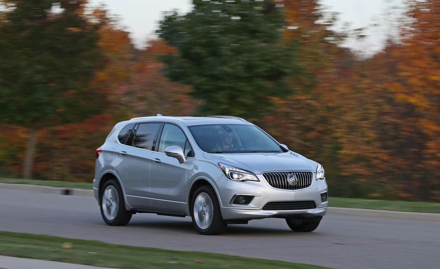 2017 Buick Envision AWD - Slide 11