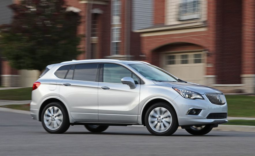 2017 Buick Envision AWD - Slide 13