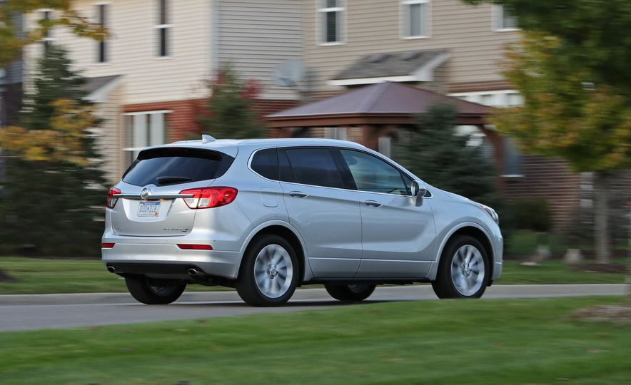 2017 Buick Envision AWD - Slide 16