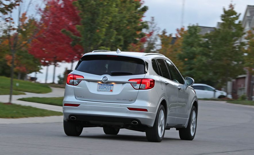 2017 Buick Envision AWD - Slide 17