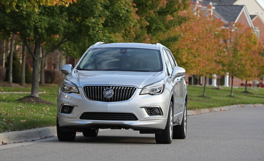 2017 Buick Envision AWD - Slide 18
