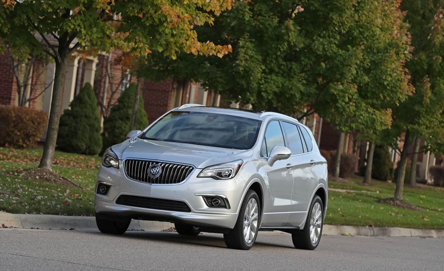 2017 Buick Envision AWD - Slide 19