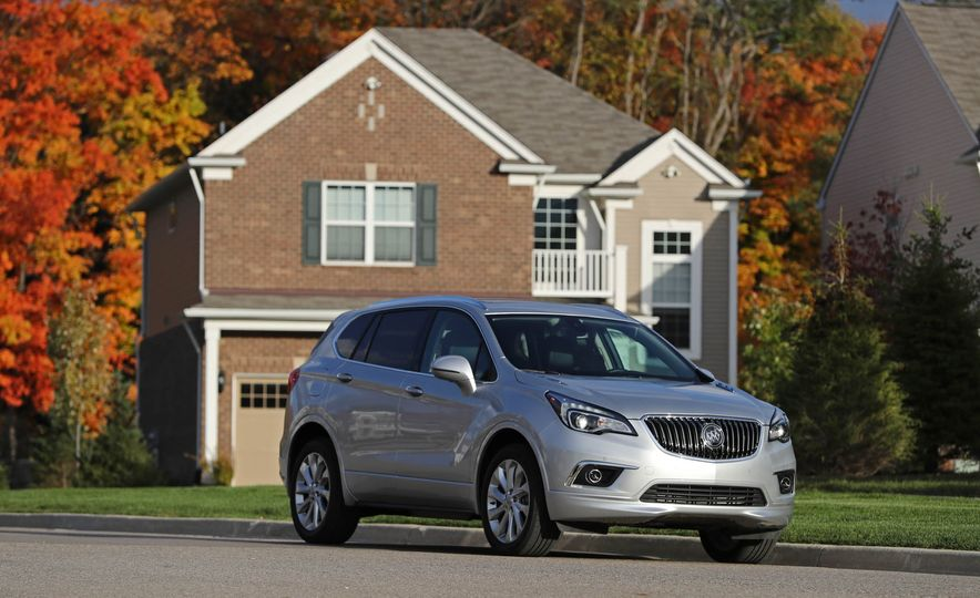 2017 Buick Envision AWD - Slide 21