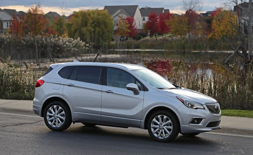 2017 Buick Envision AWD - Slide 22