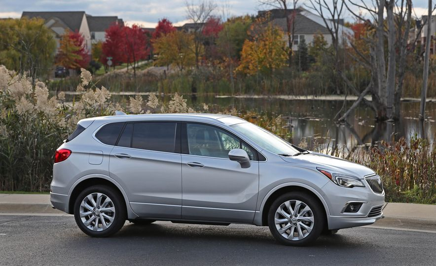 2017 Buick Envision AWD - Slide 23