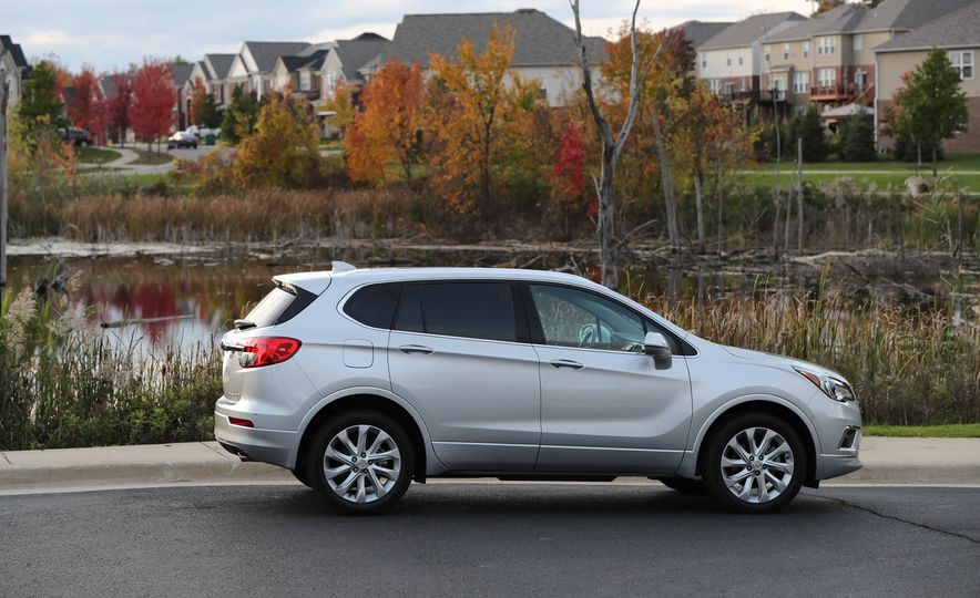 2017 Buick Envision AWD - Slide 24