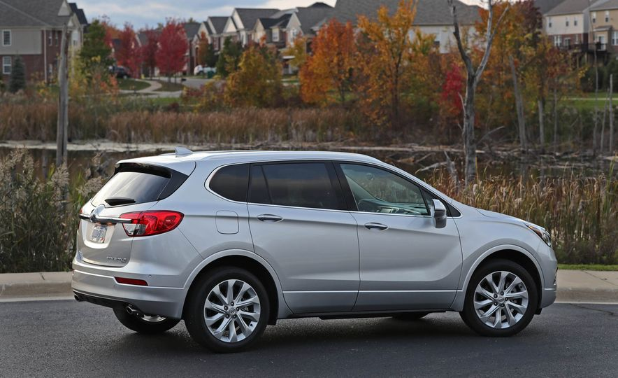 2017 Buick Envision AWD - Slide 25