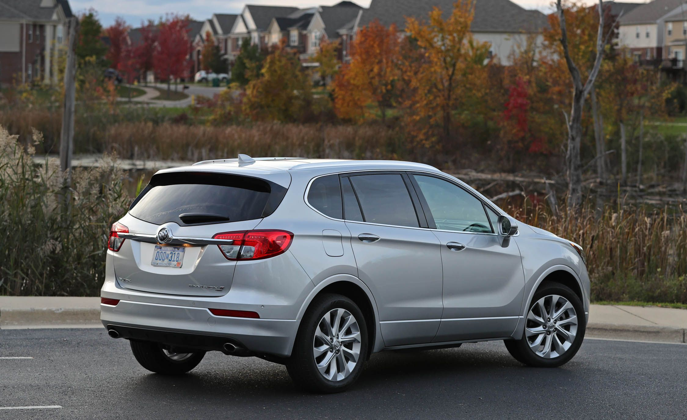 Buick Envision Reviews Price Photos And Specs Car Driver