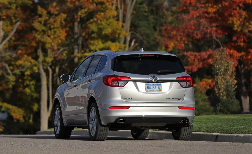 2017 Buick Envision AWD - Slide 28