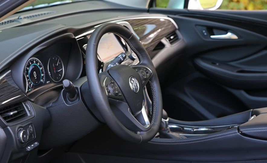 2017 Buick Envision AWD - Slide 39