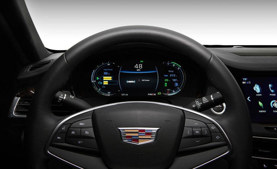 2017 Cadillac CT6 plug-in hybrid - Slide 16
