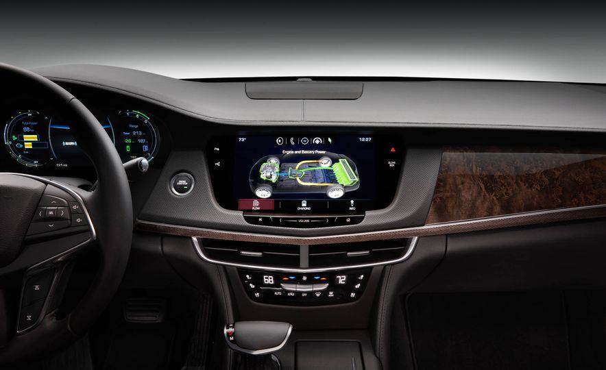 2017 Cadillac CT6 plug-in hybrid - Slide 17