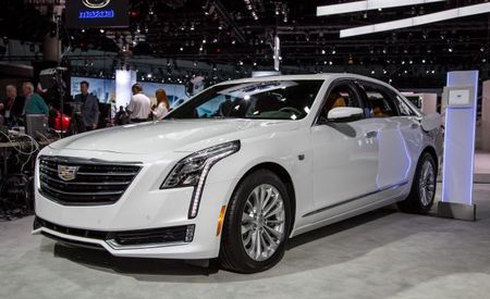 High-End Hybrid: 2017 Cadillac CT6 Plug-In Priced from $76,090