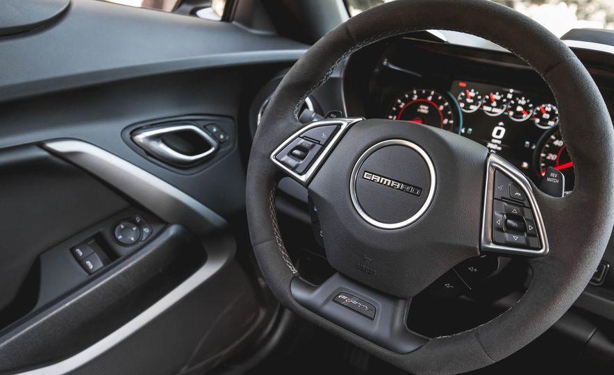 2017 Chevrolet Camaro SS 1LE - Slide 12