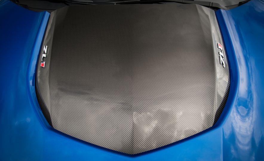 2017 Chevrolet Camaro ZL1 - Slide 19