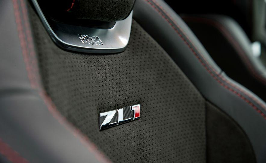 2017 Chevrolet Camaro ZL1 - Slide 23