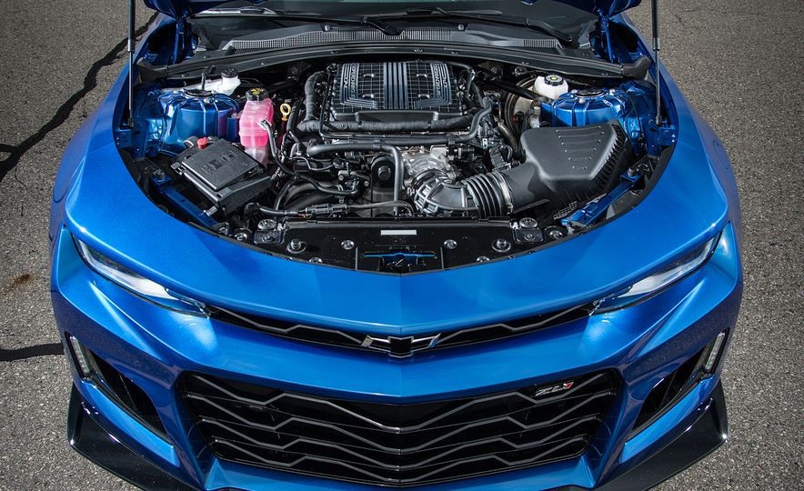 2017 Chevrolet Camaro ZL1 - Slide 25