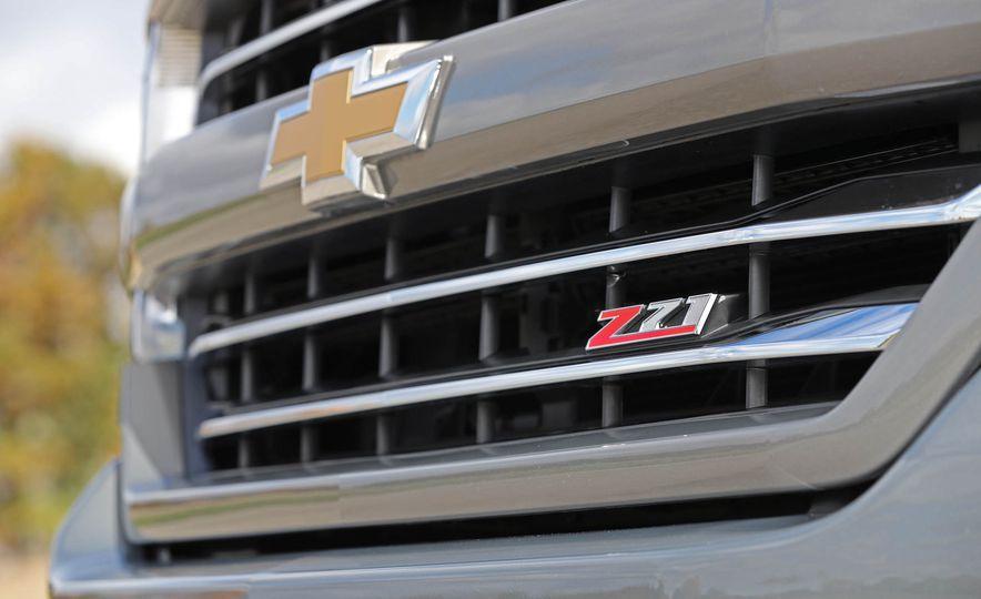 2017 Chevrolet Silverado 1500 LTZ Z71 - Slide 16