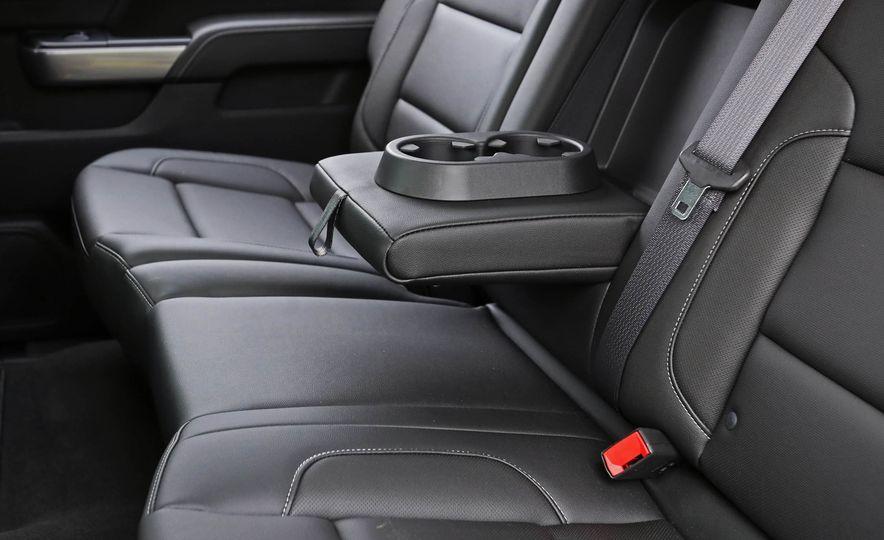 2017 Chevrolet Silverado 1500 LTZ Z71 - Slide 31