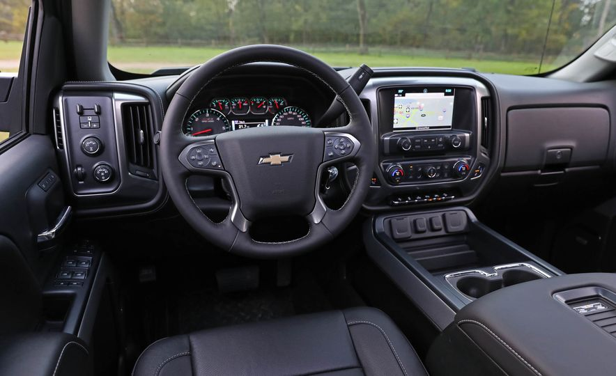 2017 Chevrolet Silverado 1500 LTZ Z71 - Slide 34