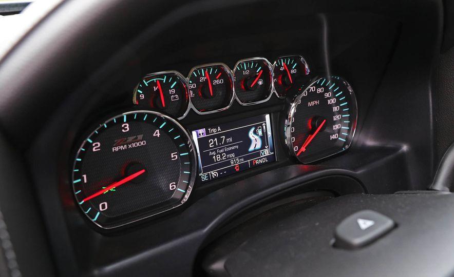 2017 Chevrolet Silverado 1500 LTZ Z71 - Slide 36