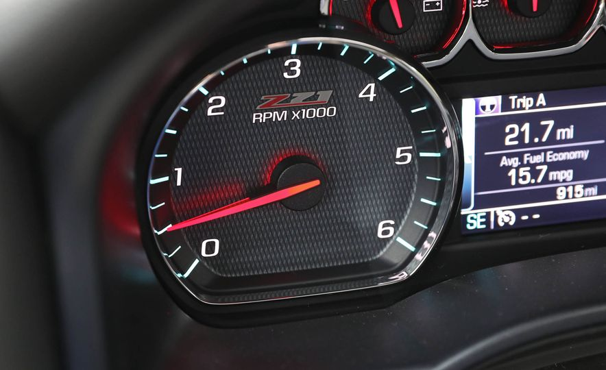 2017 Chevrolet Silverado 1500 LTZ Z71 - Slide 37