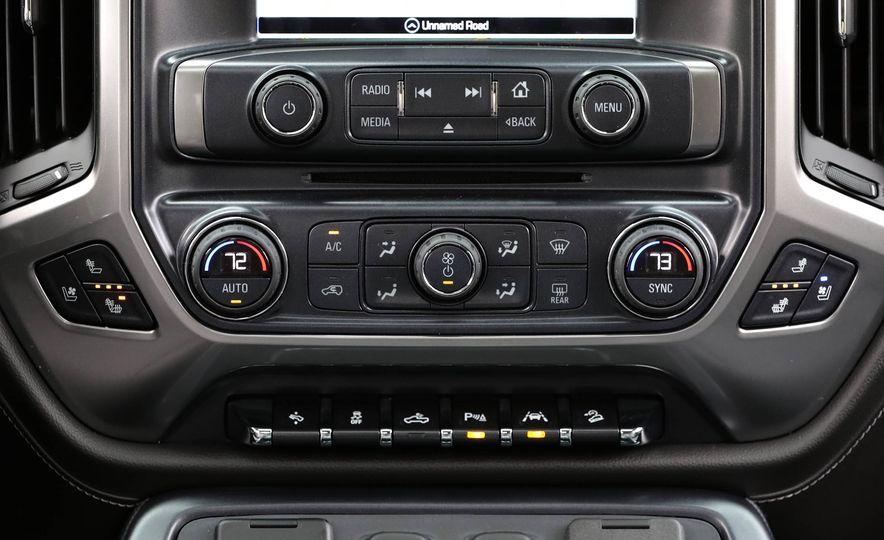 2017 Chevrolet Silverado 1500 LTZ Z71 - Slide 44
