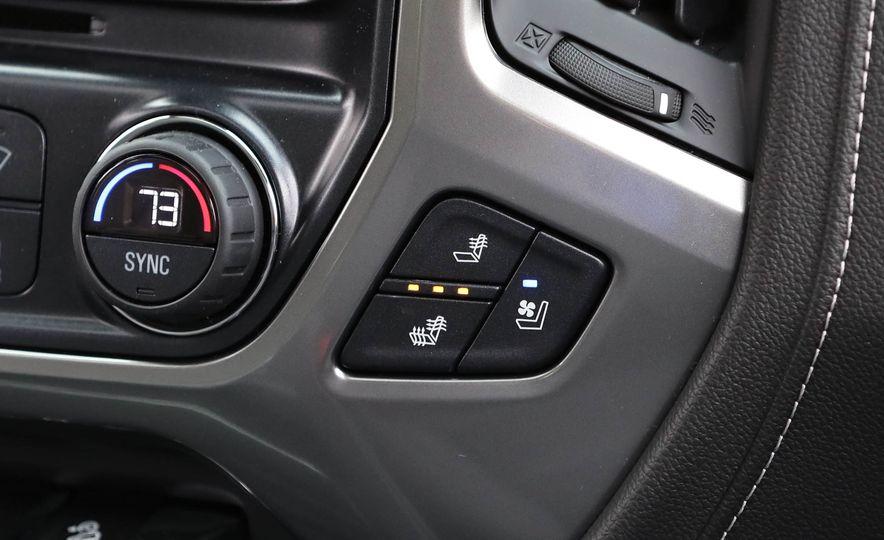 2017 Chevrolet Silverado 1500 LTZ Z71 - Slide 46