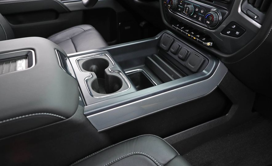 2017 Chevrolet Silverado 1500 LTZ Z71 - Slide 49