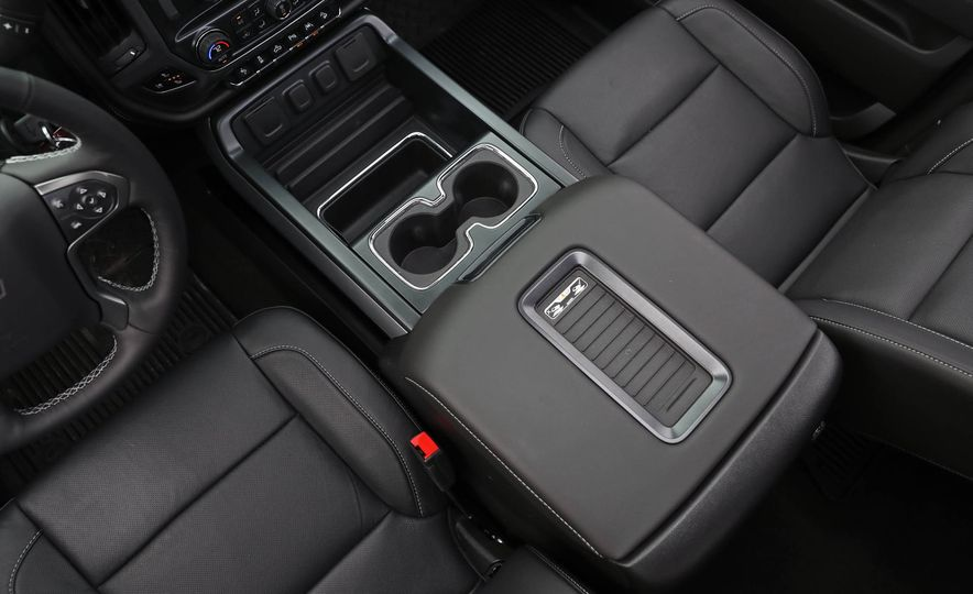 2017 Chevrolet Silverado 1500 LTZ Z71 - Slide 50
