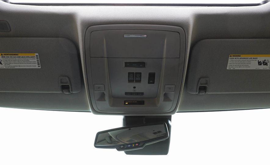 2017 Chevrolet Silverado 1500 LTZ Z71 - Slide 52