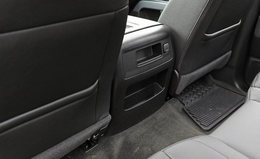 2017 Chevrolet Silverado 1500 LTZ Z71 - Slide 55
