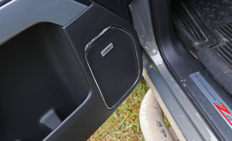 2017 Chevrolet Silverado 1500 LTZ Z71 - Slide 56