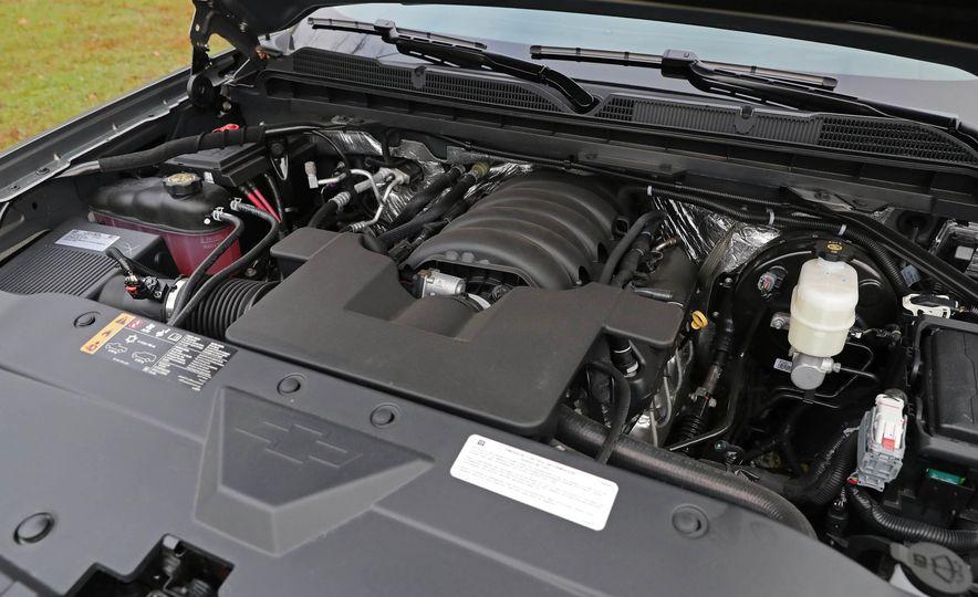 2017 Chevrolet Silverado 1500 LTZ Z71 - Slide 60