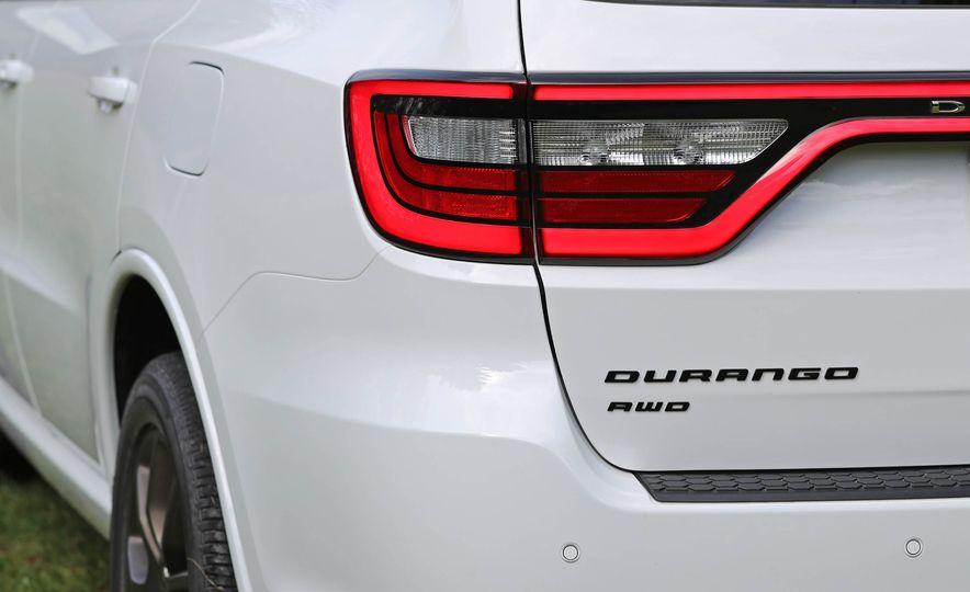 2018 Dodge Durango - Slide 12
