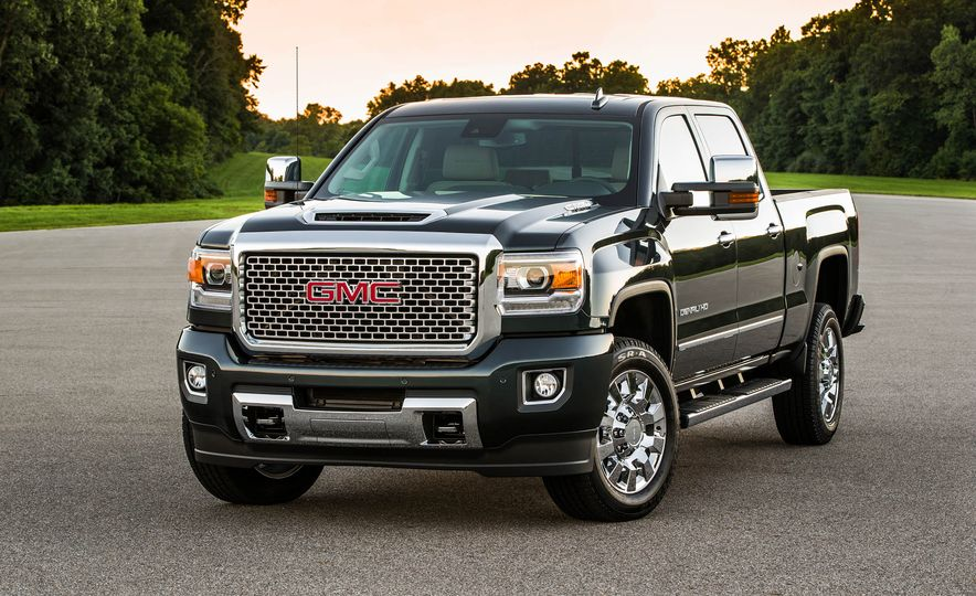 2017 GMC Sierra 2500 Denali HD - Slide 1