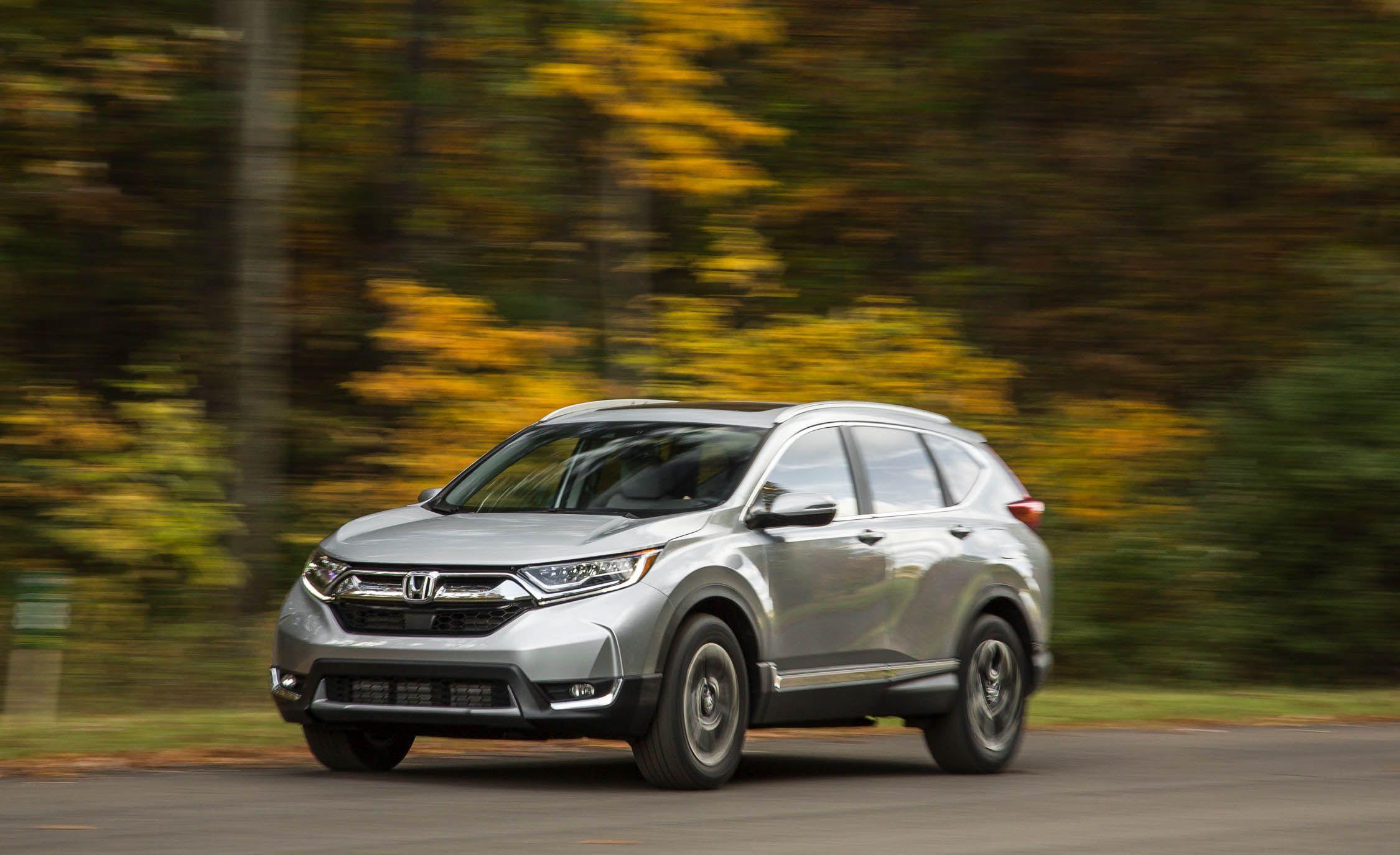 2019 Honda Cr V Reviews Price Photos And Specs Car Driver