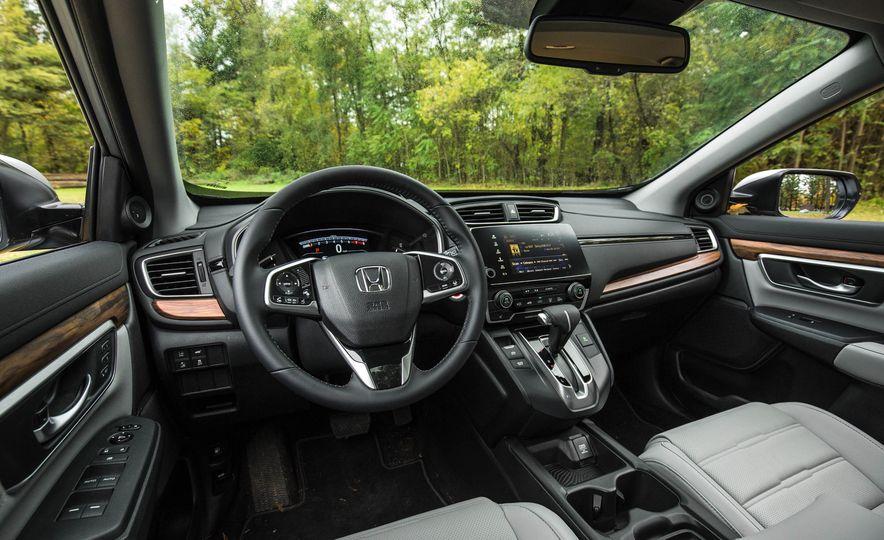 2017 Honda CR-V - Slide 25