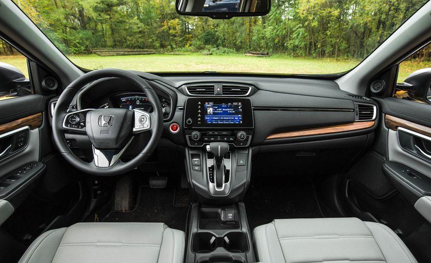 2017 Honda CR-V - Slide 26
