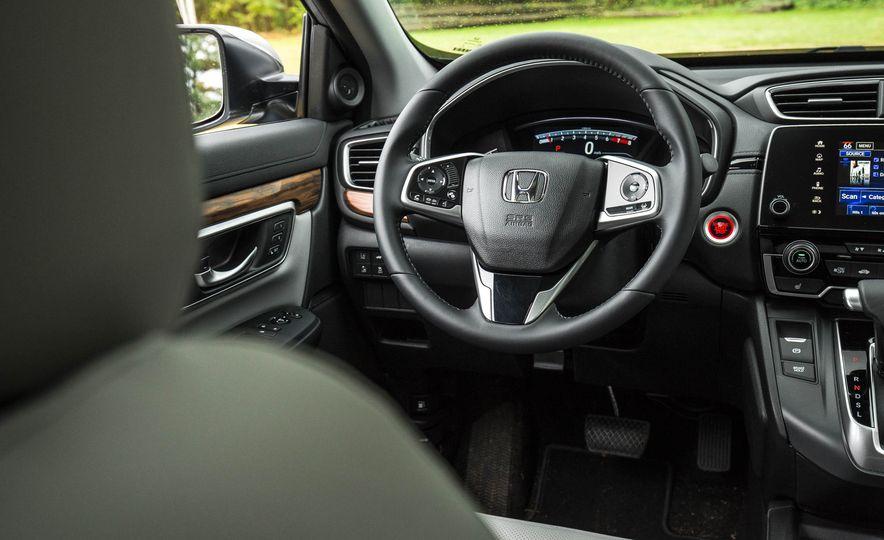 2017 Honda CR-V - Slide 28